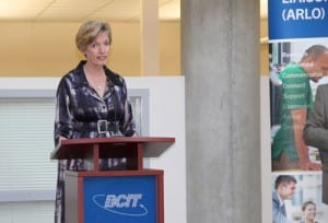 BCIT Celebrates Third Canada Research Chair Dr  Paula Brown