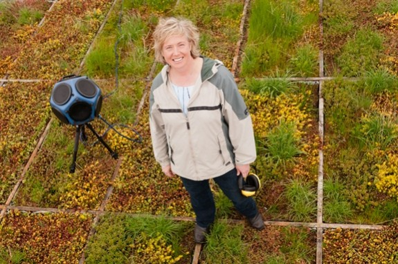 Dr. Maureen Connelly BCIT green roof researcher awarded