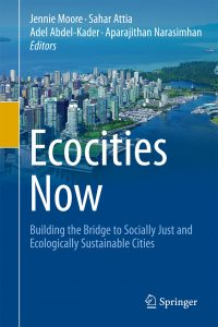 Image of the book cover for Ecocities Now.