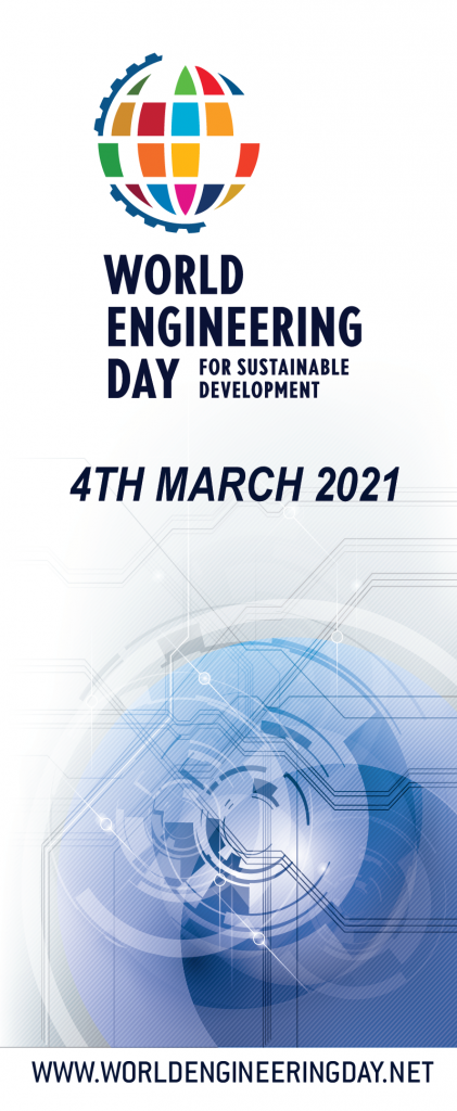 World Engineering Day 2021 Poster.