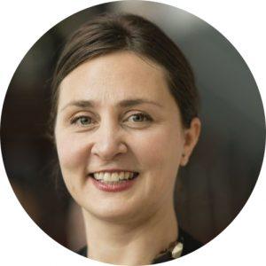 Headshot of Vanessa Timmer.