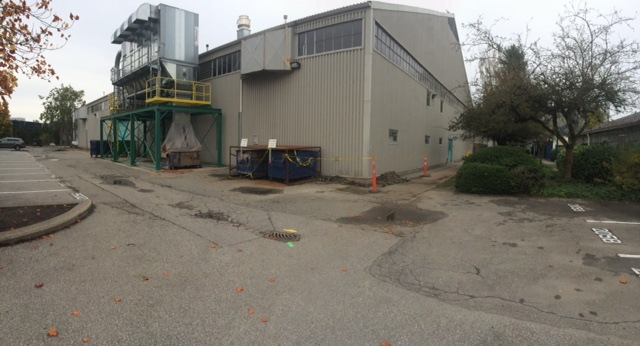 Future site of the wood-waste-to-energy facility