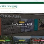 Eco-Streets Project Featured on Ecocities Emerging