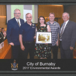 Factor Four Initiative Receives Burnaby Environmental Award – Planning and Development