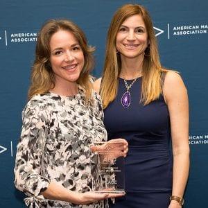 Sarah Westwood 1st place AMA
