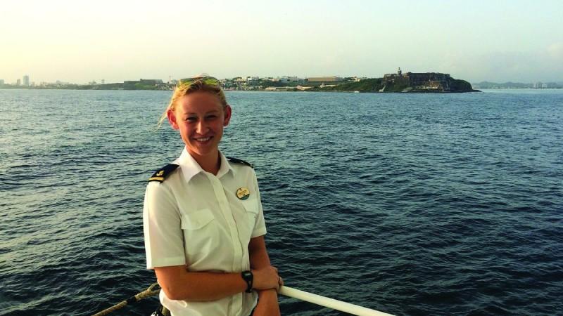 BMC - BCIT Marine Campus - Cadet - Shipping News