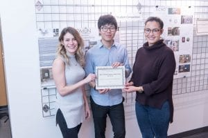 BCIT Interior Design students win 1st and 2nd again at the 2017