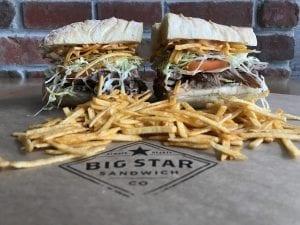 Liam Neeson - Big Star Sandwich Co - Music Business