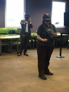 hololens-BCIT-library-tech expo