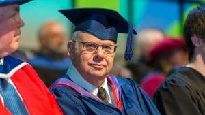 Gordon Farrell - BCITRA - BCIT - Retiree