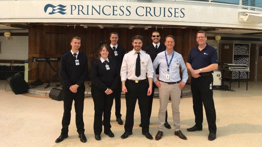 Marine Engineering Tour Group