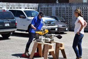 Youth learn trades-TTED-