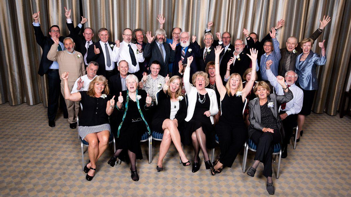 Retirees - staff - BCIT - Kinloch
