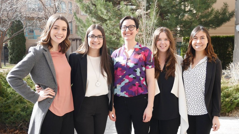 BCIT Tourism students win the go2HR Winning Pitch competition
