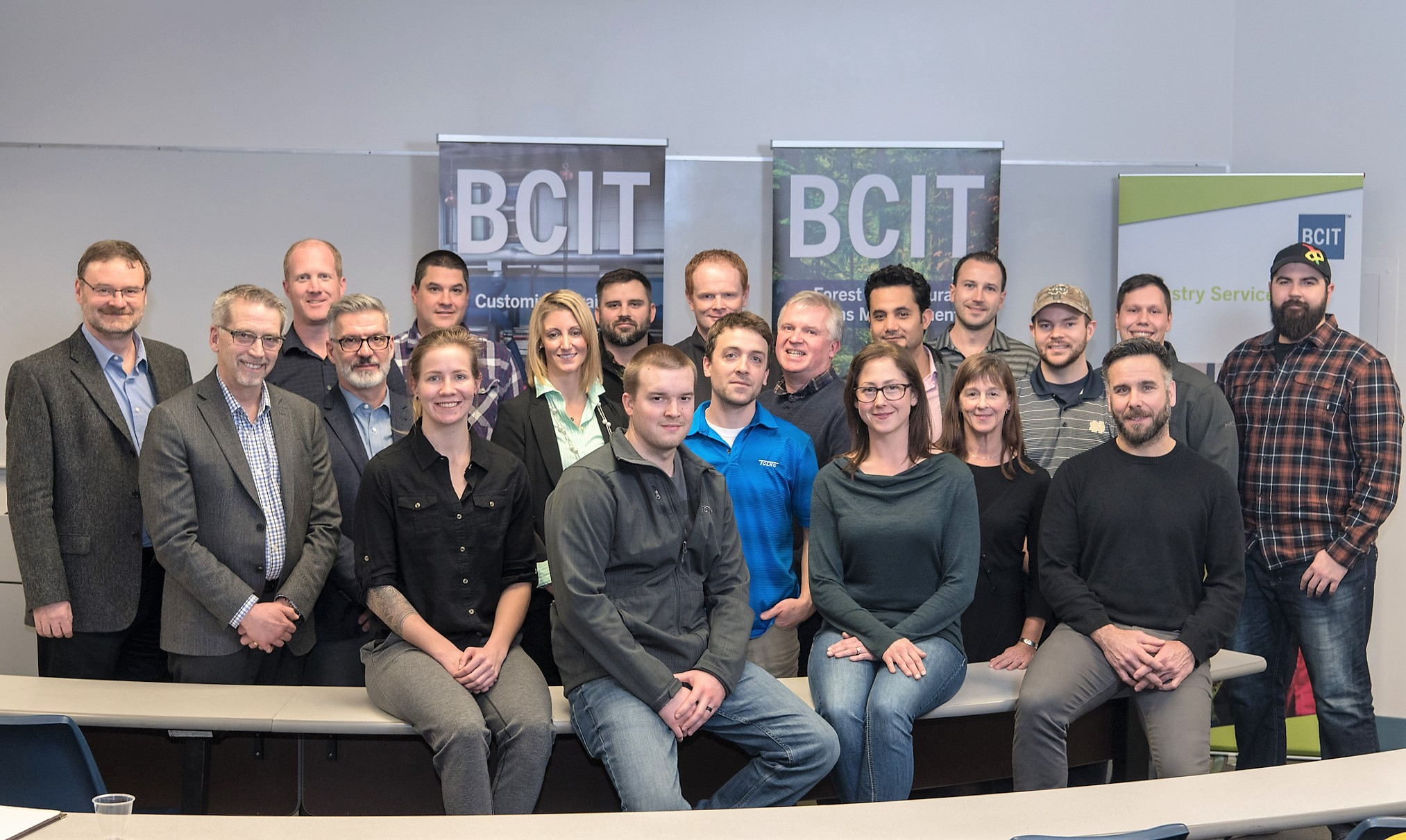 BCIT Industrial Wood Processing