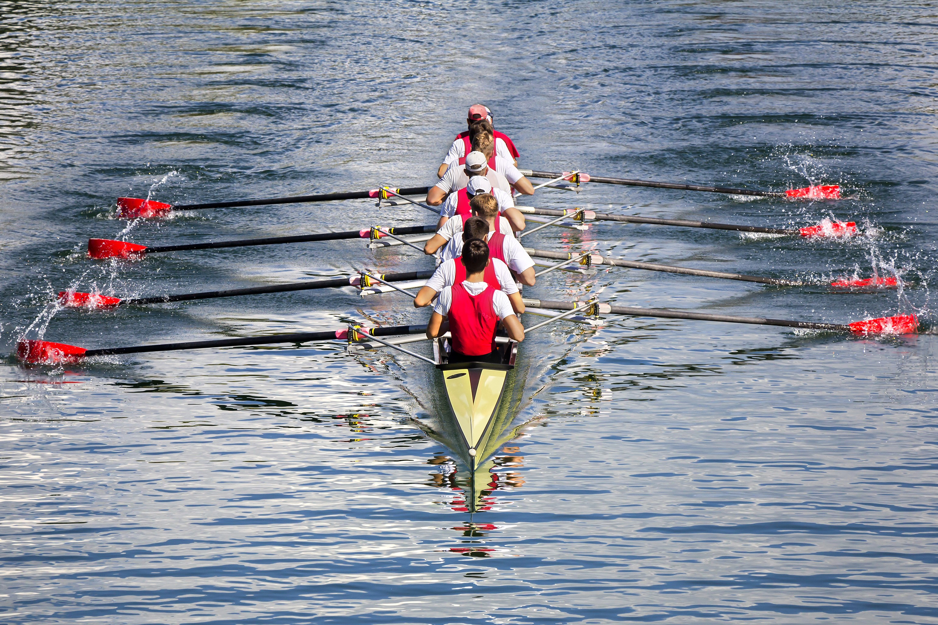 BCIT MAKE+ Team collaborates with Burnaby Rowing Club