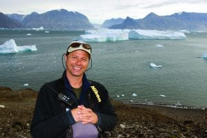 Danny Catt, BCIT Professor, has photographed all over the world and inspiring another generation of ecologists.
