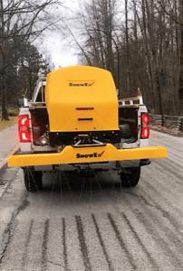 Alternatives to salt used on BCIT roadways