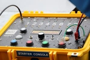 A FISA electronic starting system developed by BCIT