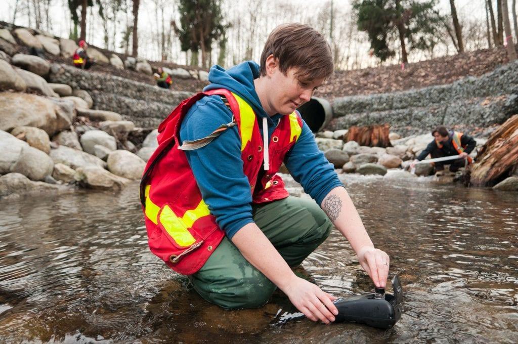 BCIT Ecological Restoration Program