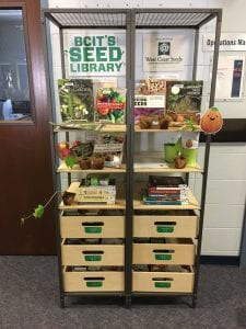 BCIT seed library