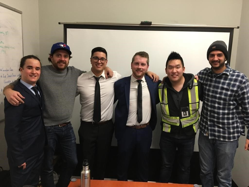 BCIT Business Operations Management students improves business efficiency for SPUD