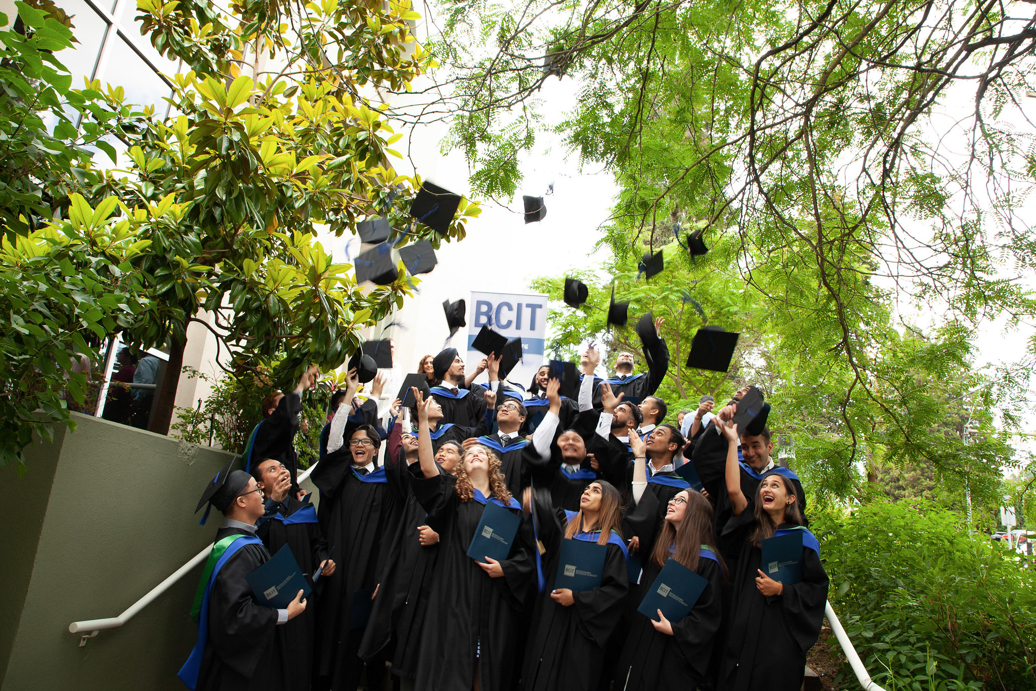 BCIT June 2019 Convocation