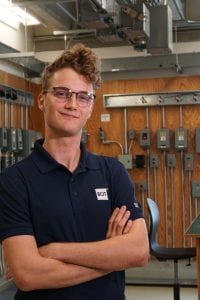 BCIT-Caleb Showers-Cornell, Electrical Apprentice Level 2 01