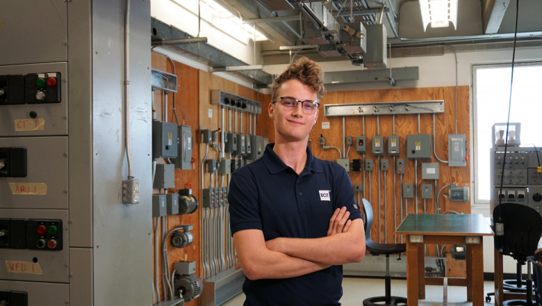 BCIT-Caleb Showers-Cornell, Electrical Apprentice Level 2 02