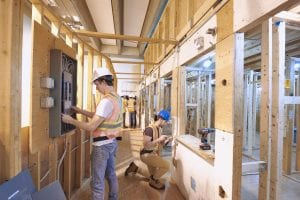 BCIT electrical trades