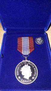 Jonathan Smyth-Sovereign's Medal for Volunteers 01