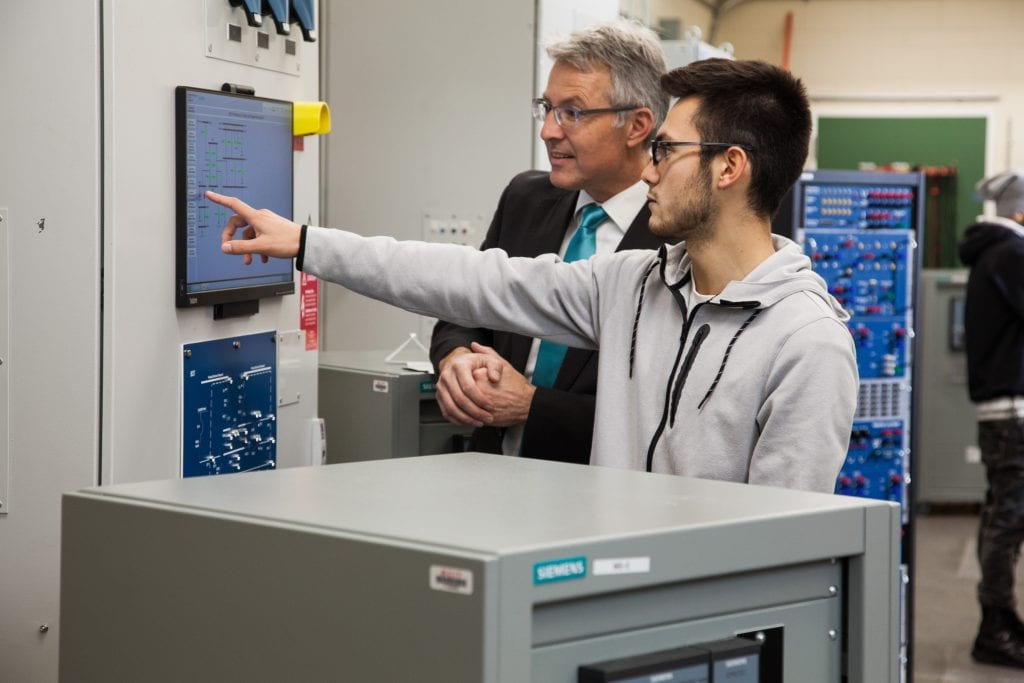 BCIT-Siemens Smart Grid Lab 02