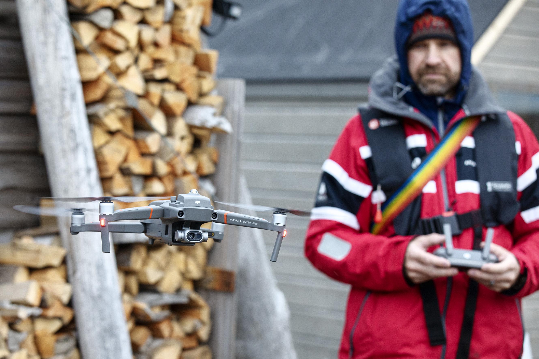 BCIT-Drones climate change Norway