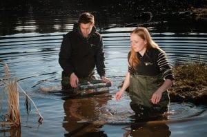 BCIT Fish, Wildlife and Recreation program