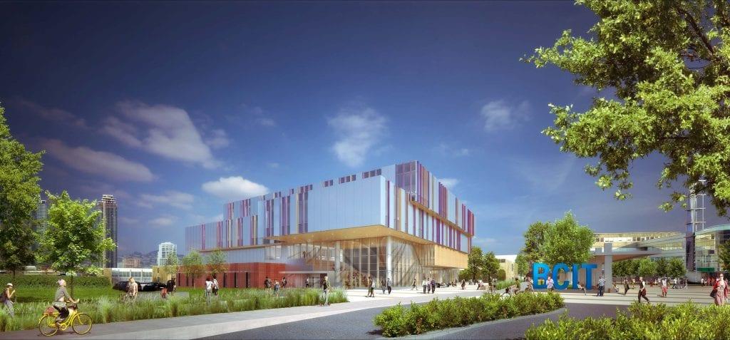 BCIT-Health Sciences Centre