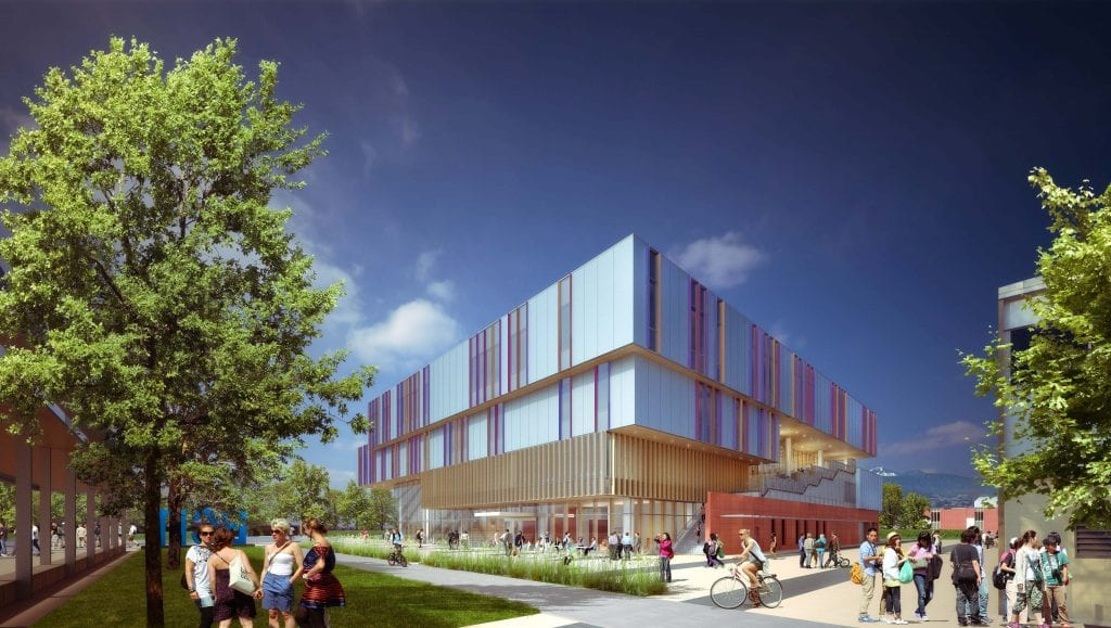 BCIT- New Health Sciences Centre