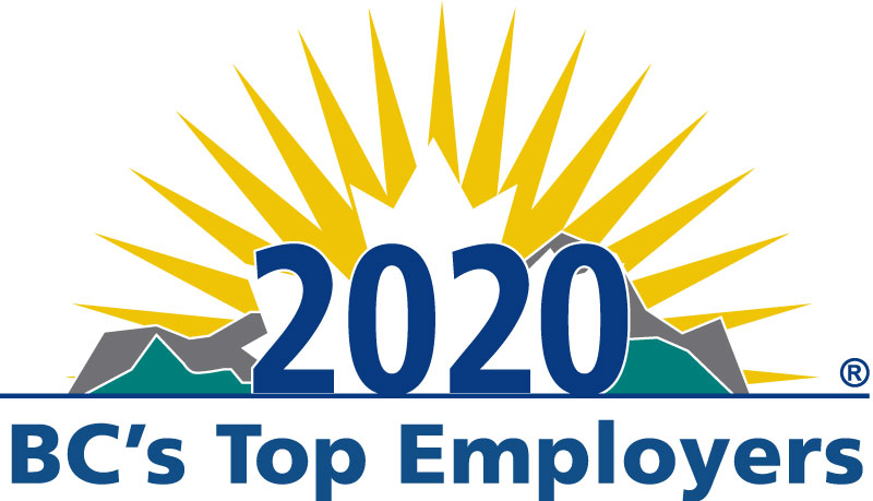 BCIT is one of BC's Top 100 Employer 2020