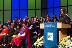 BCIT Convocation February 2020