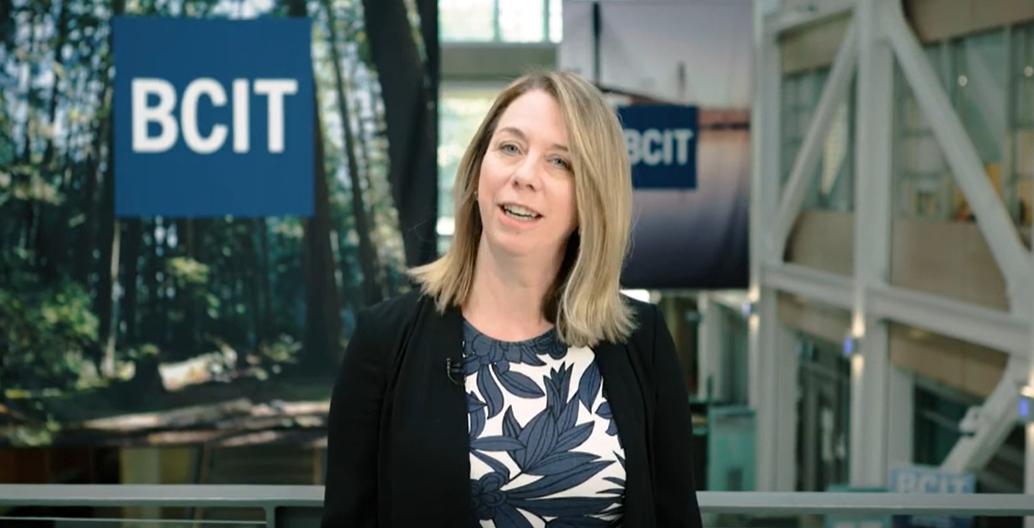 BCIT Jennifer Figner on online learning transition