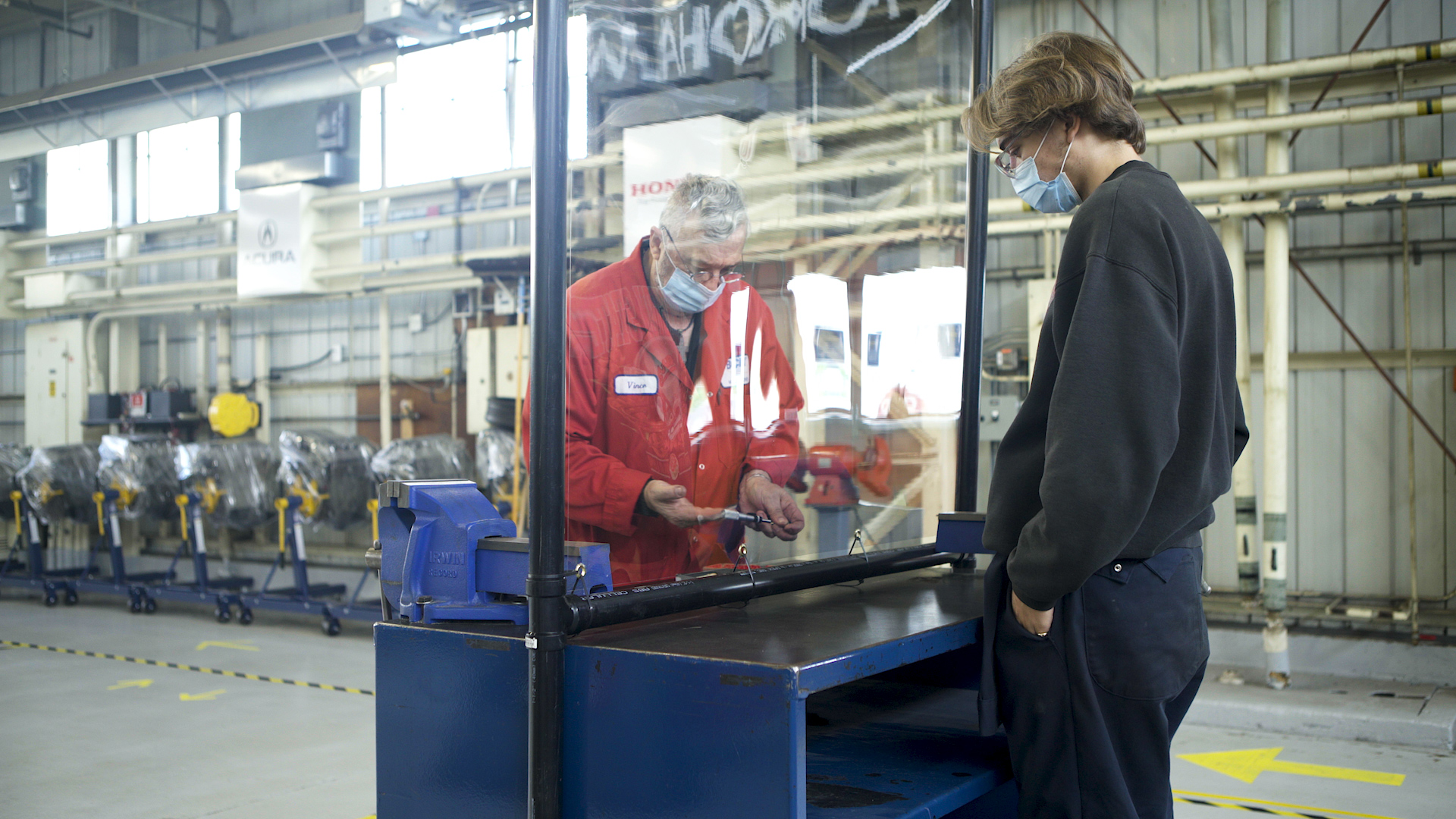 BCIT Automotive students prepared for success in the post-COVID-19 workforce