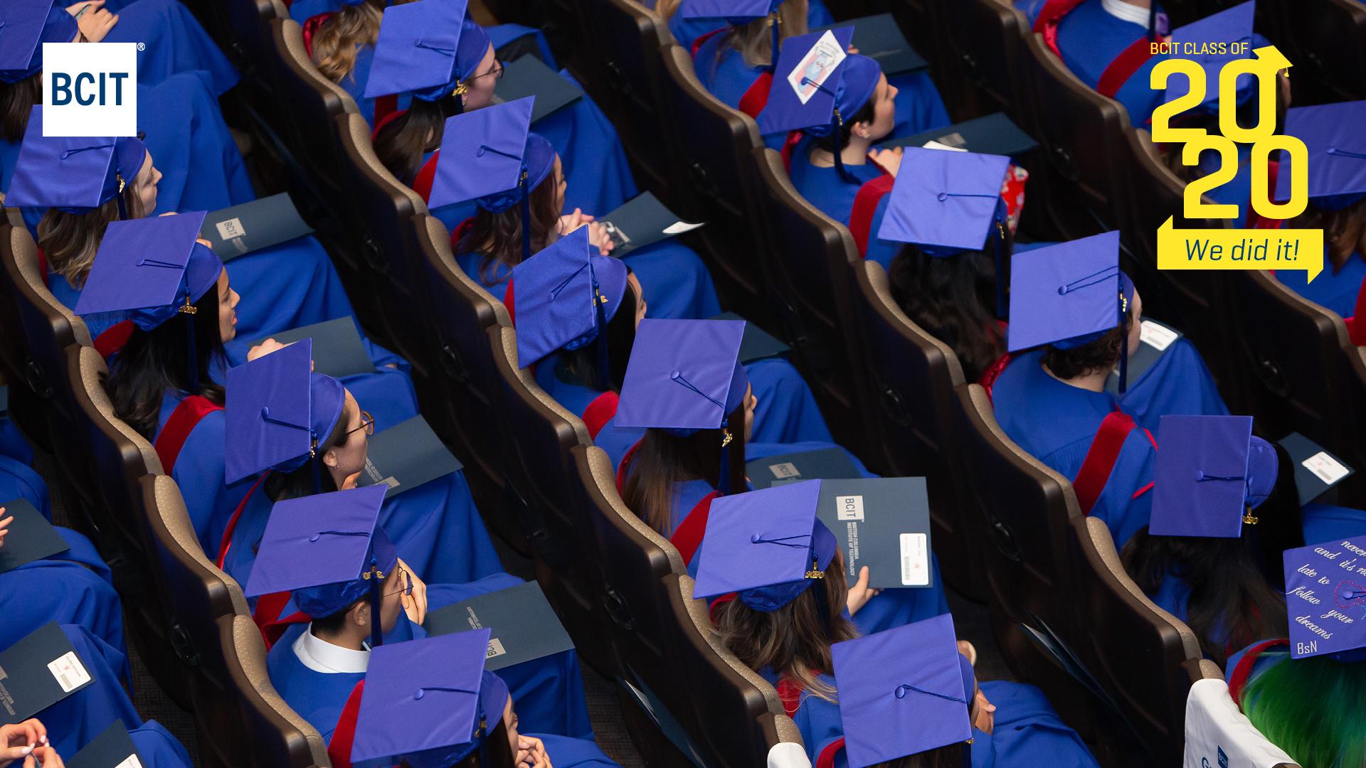 BCIT Graduation Celebration Video