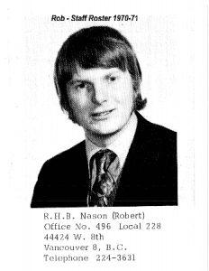 Rob Nason