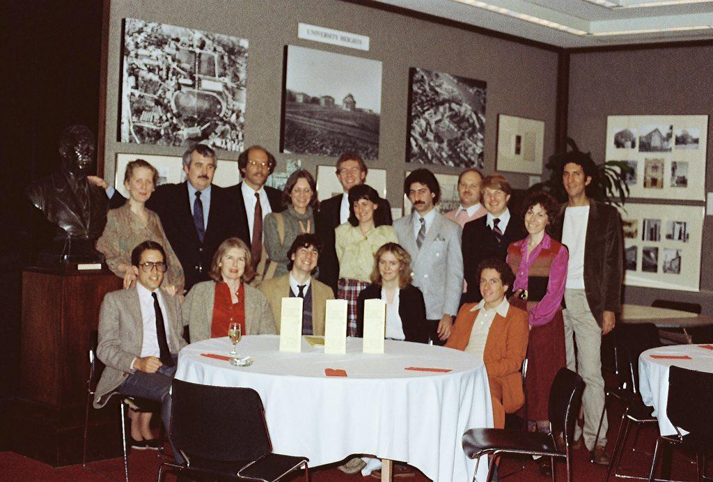 Robert Nason Group Photo ITP NYC 1982