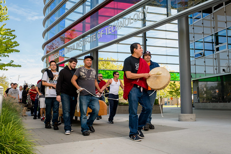 BCIT-Reconciliation in post-secondary education requires courage and humility