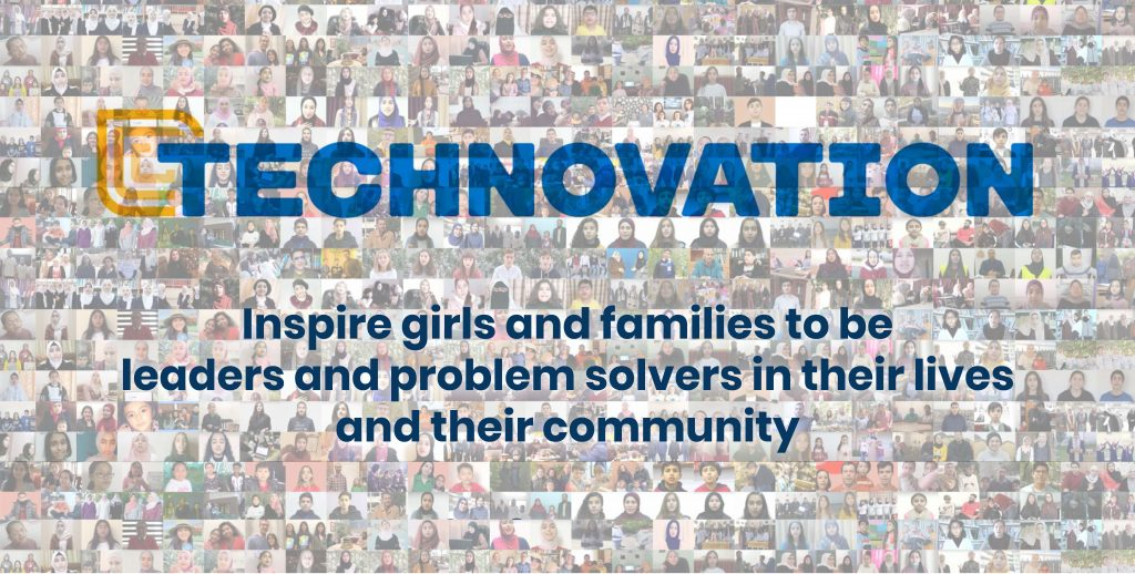 Technovation: Inspiring girls and families to be leaders and problem solvers in their lives and their community