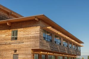 BCIT offers Introductory Studies in Mass Timber Construction as a microcredential.