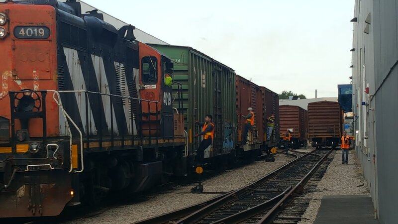 BCIT Indigenous Railway program